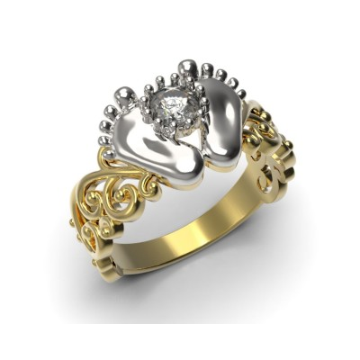 Восковка кольцо 8431.3