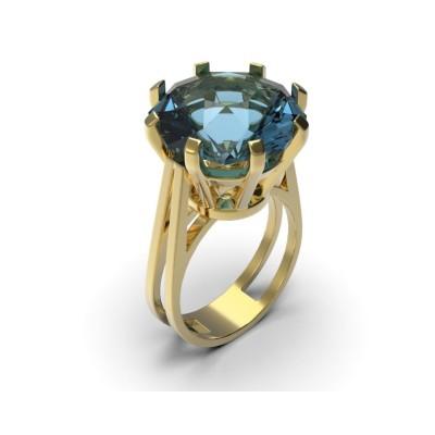 Восковка кольцо 8444