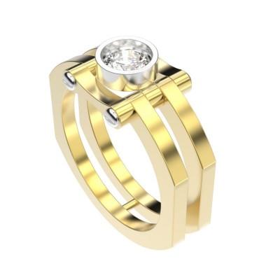 Восковка кольцо 8447