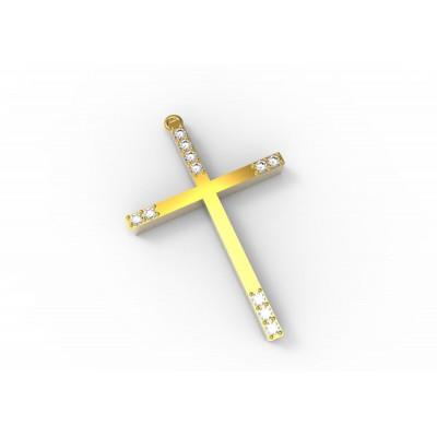 Восковка крест 8452