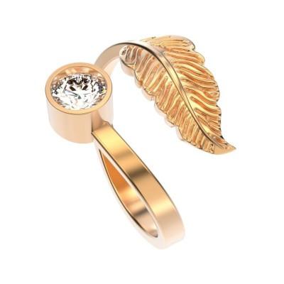 Восковка кольцо 8459
