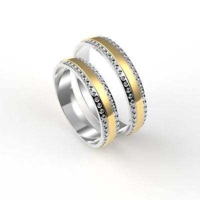 Восковка кольцо 8462