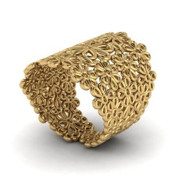 Восковка кольцо 8467