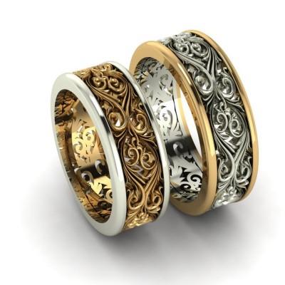 Восковка кольцо 8469