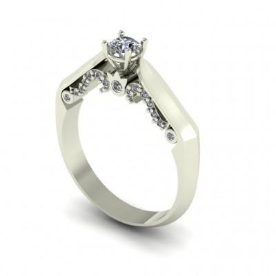 Восковка кольцо 8472