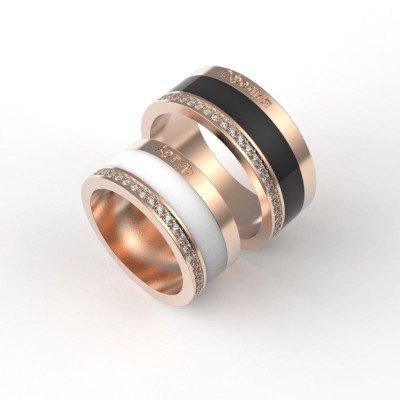 Восковка кольцо 8478