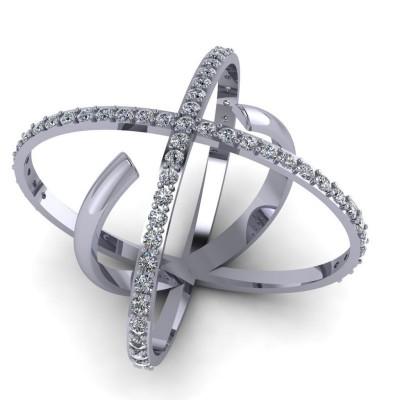 Восковка кольцо 8481