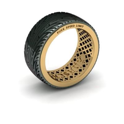 Восковка кольцо 8489.2