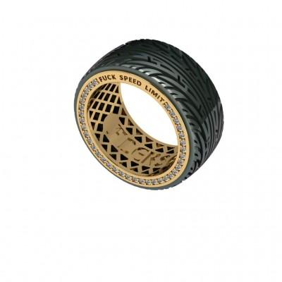 Восковка кольцо 8489