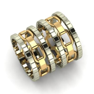 Восковка кольцо 8496