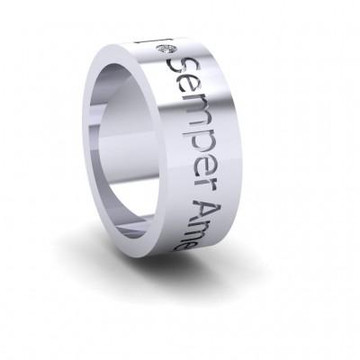 Восковка кольцо 8498
