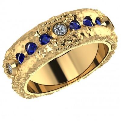 Восковка кольцо 8499