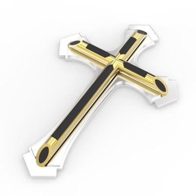 Восковка крест 8519