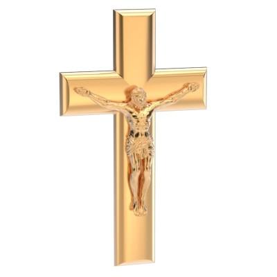Восковка крест 8537