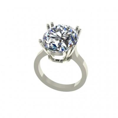 Восковка кольцо 8547