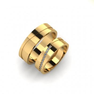 Восковка кольцо 8548
