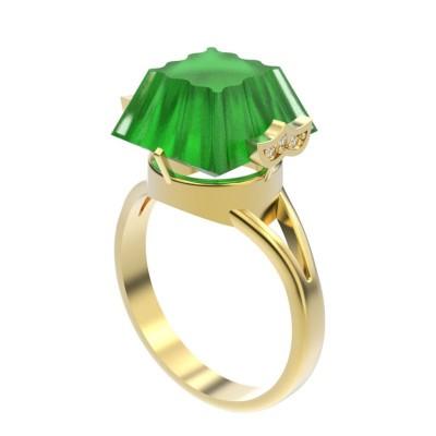 Восковка кольцо 8555