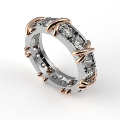 Восковка кольцо 8568