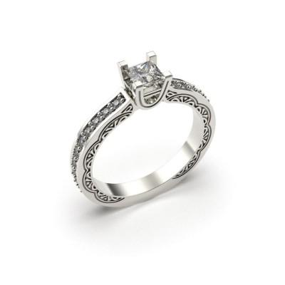 Восковка кольцо И8658