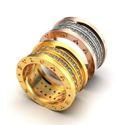 Восковка кольцо 8576