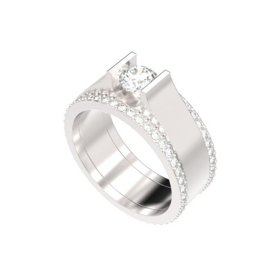 Восковка кольцо 8579