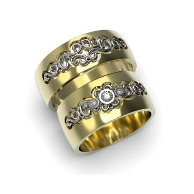 Восковка кольцо 8583