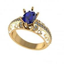 Восковка кольцо 8587