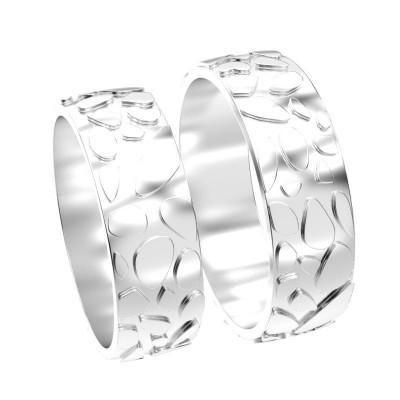 Восковка кольцо 8588