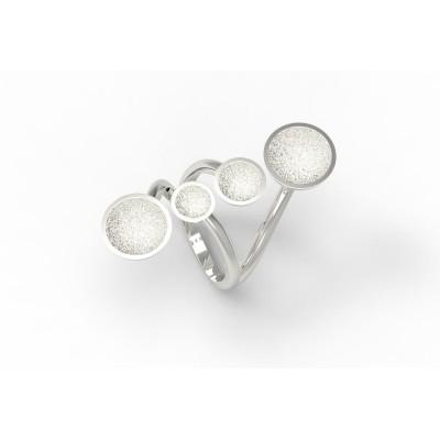 Восковка кольцо 8606