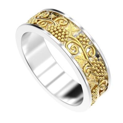 Восковка кольцо 8609