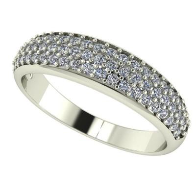Восковка комплект кольцо серьги 8617