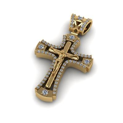 Восковка крест 8619