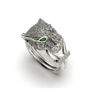 Восковка кольцо 8624