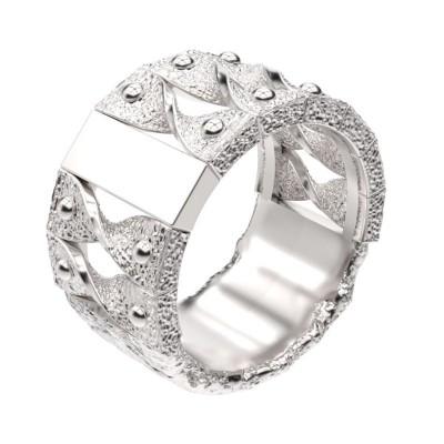 Восковка кольцо 8627