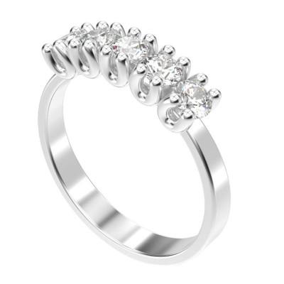 Восковка комплект кольцо серьги 8628