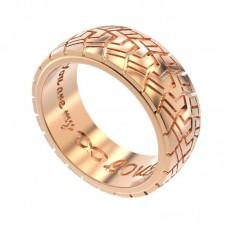 Восковка кольцо 8633