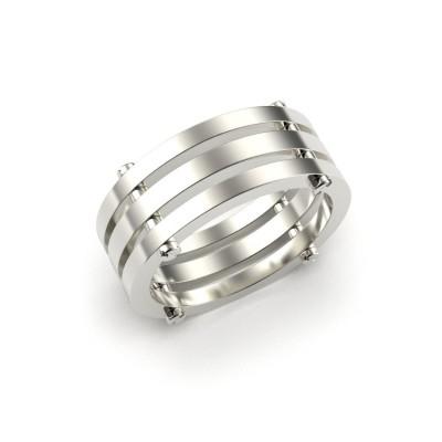 Восковка кольцо 8646