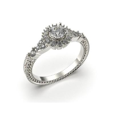 Восковка кольцо 8654