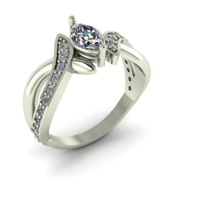 Восковка кольцо 8656