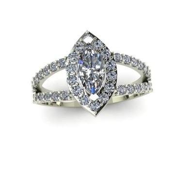 Восковка кольцо 8657