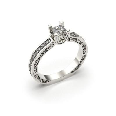 Восковка кольцо 8658
