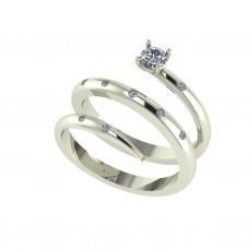 Восковка кольцо 8660