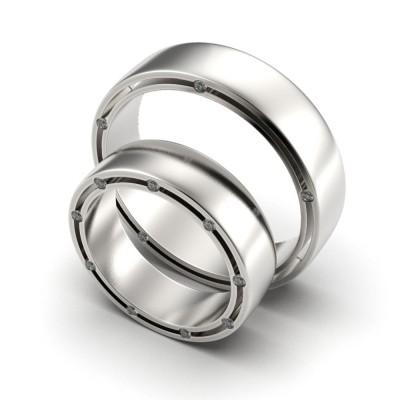 Восковка кольцо 8664
