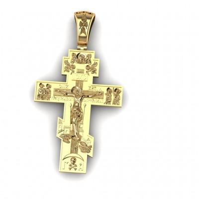 Восковка крест 8668