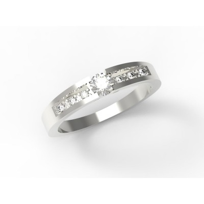 Восковка кольцо 8687