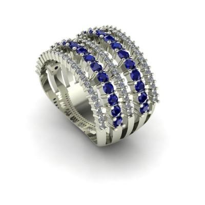 Восковка кольцо 8689