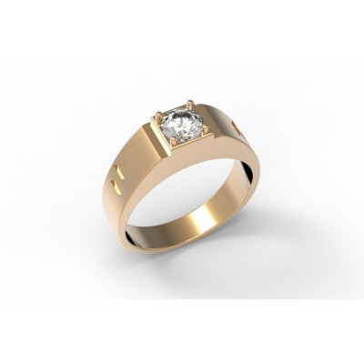 Восковка кольцо 8698