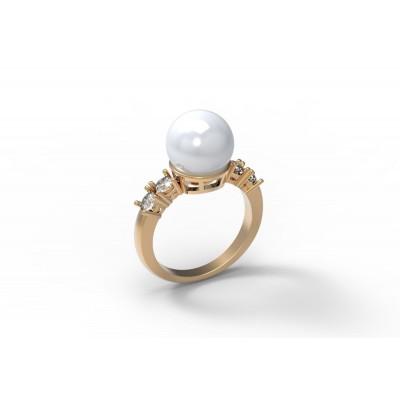 Восковка кольцо 8705