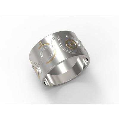 Восковка кольцо 8710