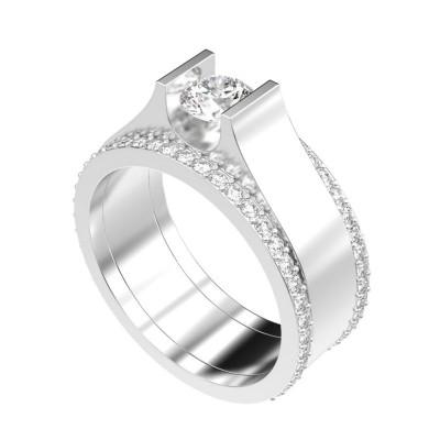 Восковка кольцо 8715